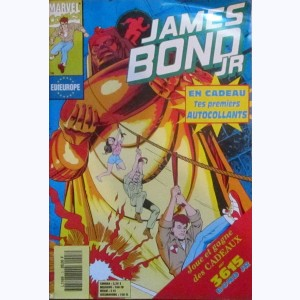 James Bond Jr : n° 3