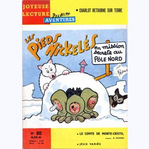 Joyeuse Lecture : n° 80