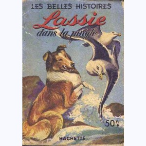 Lassie : n° 3, Dans la jungle