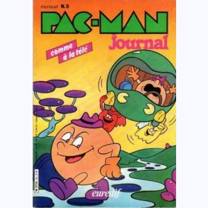 Pac-Man Journal : n° 5