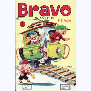 Bravo : n° 1, Joe Alliance et la pile atomique