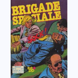 Brigade Spéciale : n° 3, Adam & Evans - Le bourreau de Miss Willoughby