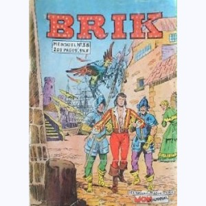 Brik : n° 38, La furia de Mary Red