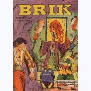 Brik : n° 40, Le dragon d'or