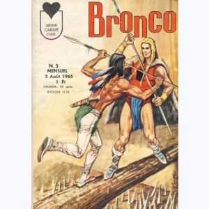 Bronco : n° 3, Viking - Capturez Viking !