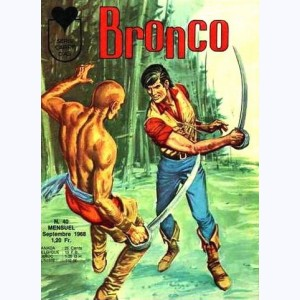 Bronco : n° 40, Jed PUMA - Le chacal de Little Rock