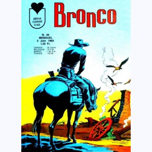 Bronco : n° 49, Fargo Jim 8 - Mission dangereuse