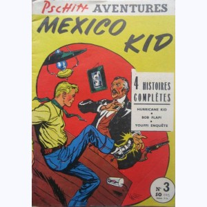 Pschitt Aventures : n° 3, Hurricane Kid : 5000 dollars pour Jane Poswell