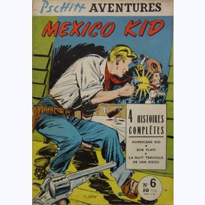 Pschitt Aventures : n° 6, Hurricane Kid : Contre Bison Noir
