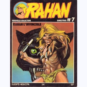 Rahan Nouvelle Collection : n° 7, 34 : Rahan l'invincible