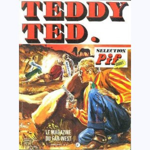 Teddy Ted : n° 6, L'or des mexicains
