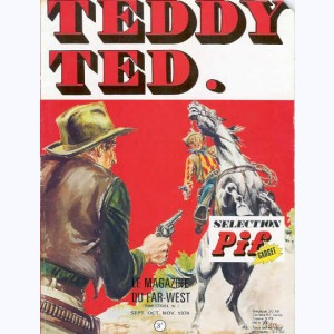Teddy Ted : n° 7, Quand les coyottes hurleront