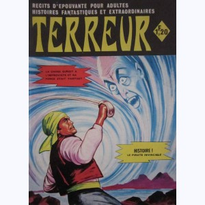 Terreur : n° 4, Le pirate invincible