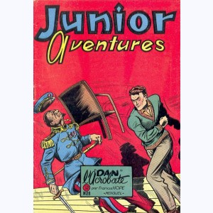 "Junior Aventures : n° 28, ""Dan"" l'acrobate"