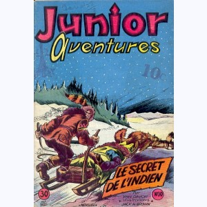 Junior Aventures : n° 30, Le secret de l'indien