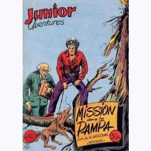 Junior Aventures : n° 40, Mission dans la pampa