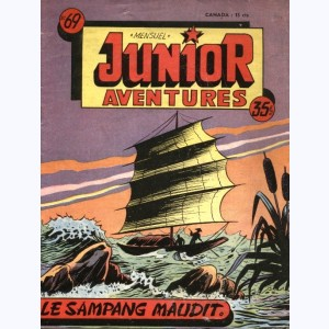 Junior Aventures : n° 69, Le sampang maudit