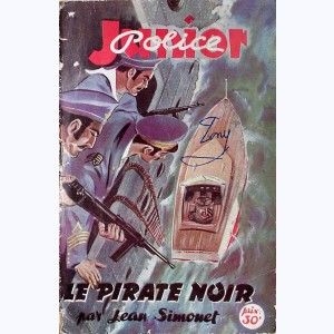 Junior Police : n° 13, Le pirate noir
