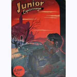 Junior Espionnage (Album) : n° 2, Recueil 2 (23, 24, 25, 26, 27, 28)