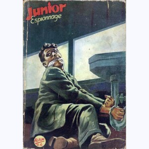 Junior Espionnage (Album) : n° 4, Recueil 4 (35, 36, 37, 38, 39, 40)