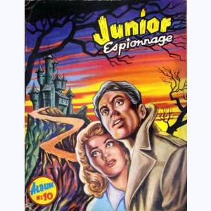 Junior Espionnage (Album) : n° 10, Recueil 10 (71, 72, 73, 74, 75, 76)