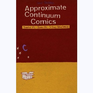Approximate Continuum Comics : n° 6, Michel Platini né le 21 juin ...
