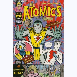 The Atomics : n° 2a, Frank flaire le futur