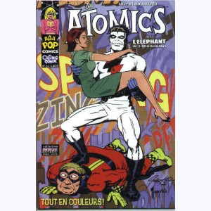 The Atomics : n° 2b, Frank flaire le futur