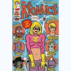 The Atomics : n° 3a, It Girl