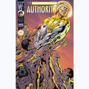 The Authority : n° 2, Le cercle 3, 4