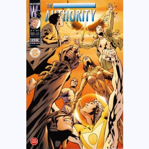 The Authority : n° 4, Perfidie 3, 4