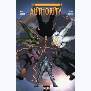 The Authority (Album) : n° 2, Recueil 2