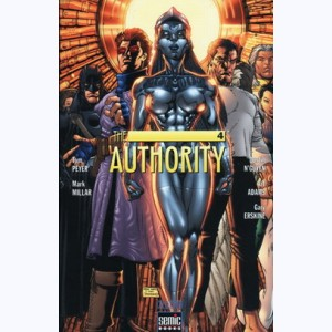 The Authority (Album) : n° 4, Recueil 4