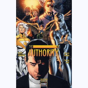 The Authority (Album) : n° 5, Recueil 5