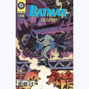 Batman Legend : n° 5, Legend 05 : Killer Croc : retour à la nature
