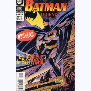 Batman Legend (Album) : n° 1, Recueil Legend 1 (01, 02, 03)