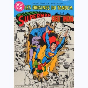 Batman Hors Série : n° 3, Les origines du tandem Superman Bat-Man
