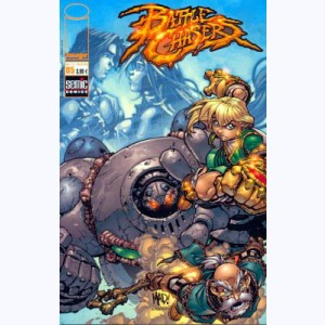Battle Chasers : n° 5