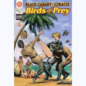 Birds of Prey : n° 1