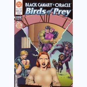 Birds of Prey : n° 3