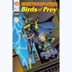 Birds of Prey : n° 4