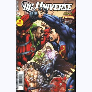 DC Universe : n° 54, Sans issue