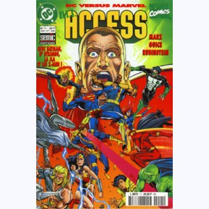 DC Versus Marvel : n° 11, All Access 3 et 4