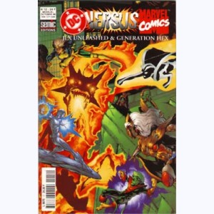 DC Versus Marvel : n° 12, JLX Unleashed, Gen HEX