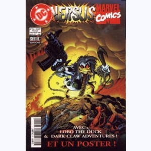 DC Versus Marvel : n° 14, Lobo the Duck 1, Dark Claw