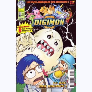 Digimon : n° 11, Le bal des Digimon