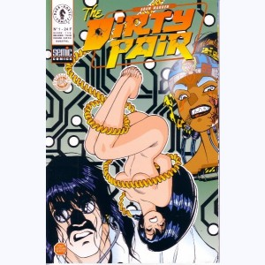 The Dirty Pair : n° 1, Fatal but not serious 1, 2