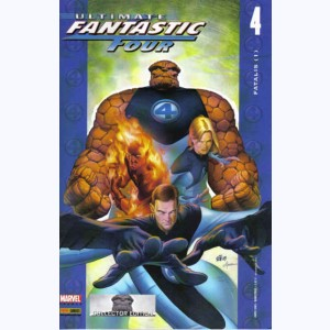 Ultimate Fantastic Four : n° 4, Fatalis (1)
