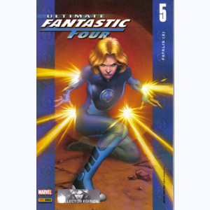 Ultimate Fantastic Four : n° 5, Fatalis (2)