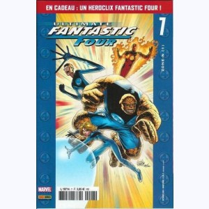 Ultimate Fantastic Four : n° 7, Zone-N (1)